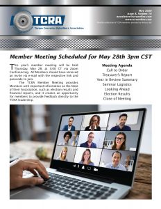 2020 May Newsletter